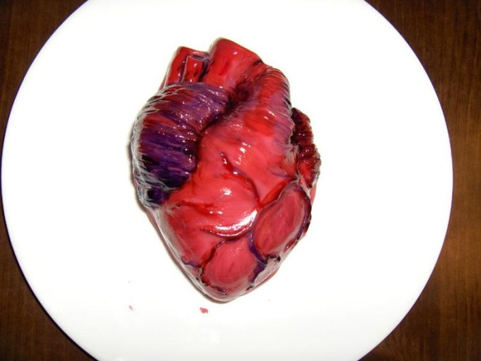 Asian interest in eating Human Organs picture