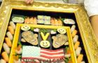 Japanese Chef Rolls Out an Obama Sushi Platter: