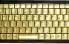 Kirameki Pure Gold Keyboard: Luxury or Decadence?: