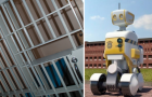 South Korean Prison to Implement Robot Guards: