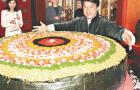 Jackie Chan and The World's Largest Sushi Roll: