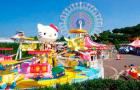 2014 Will See the Debut of the Hello Kitty Theme Park in China: