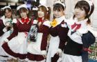 Tokyo Gets Served… Cosplay Style:
