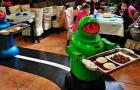 Restaurant in Harbin Harbors Robots: