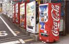 Japan's Vending Machine Recommends Drinks to Customers: