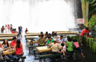 Philippine's Waterfall Restaurant Offers a Memorable Experience: