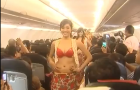 Viet Airline Fined for Holding a Dance Show: