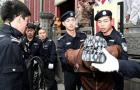 Buddhist Temple in China Forms 'Anti-Terrorist' Squad: