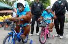 Orangutans and Road Safety: Monkey See, Monkey Do?: