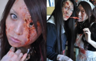 Tokyo's Super Cool Zombie Café for Halloween:
