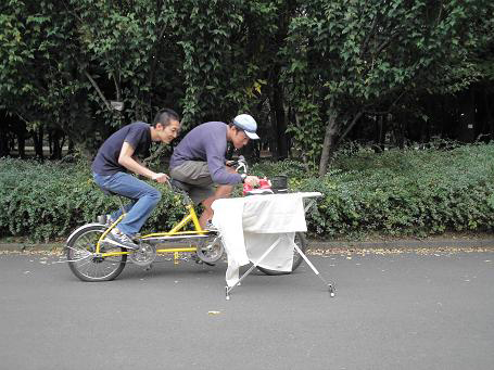 Crazy Japanese Sports: Extreme Ironing picture