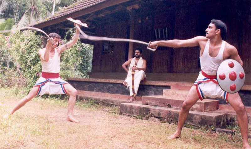 urmi payattu Weird Asian Martial Arts Weapons picture