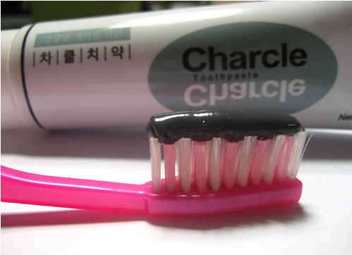 Black Charcoal Toothpaste picture