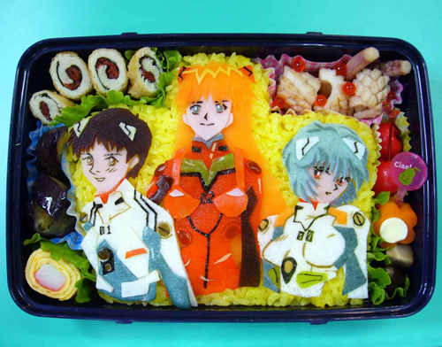 Kyaraben: Japanese Character Lunch Boxes picture
