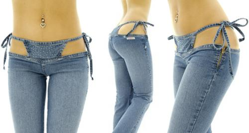Japanese Jeans... Bringing Sexy Back picture