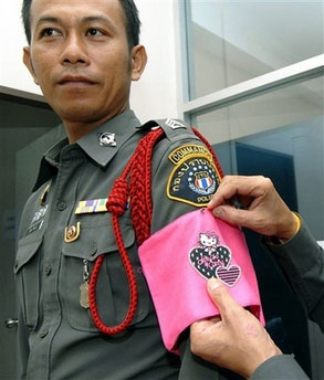 Hello Kitty: Thailand Mark of Shame picture