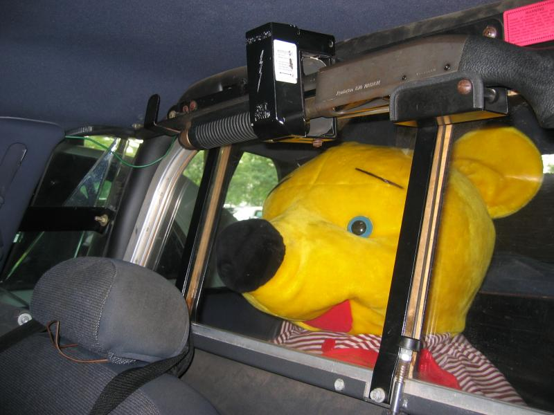 Winnie the Pooh Arrested for Armed Robbery picture