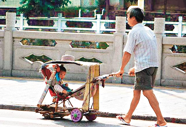 Baby Stroller: Made in China picture