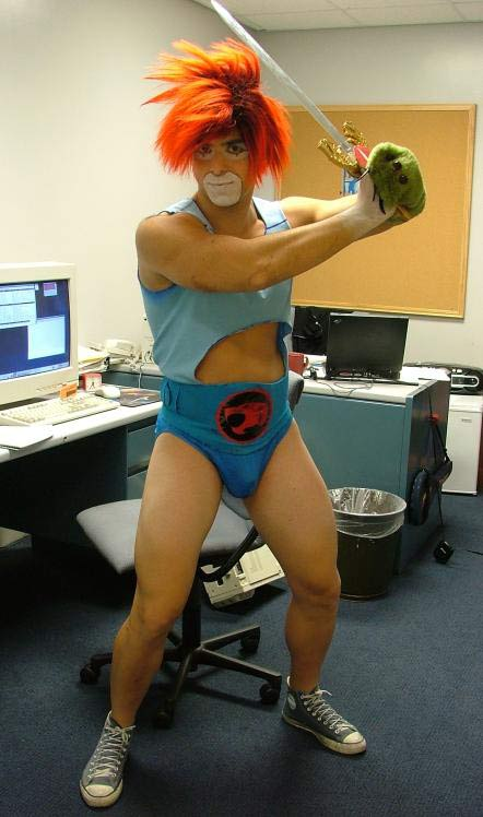 costume_thundercats Weird Asia Halloween Costumes picture