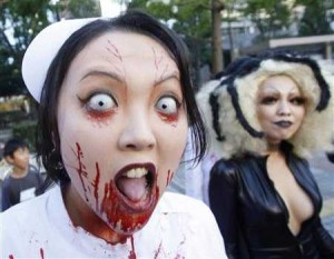 crazy-nurse-300x233 Weird Asia Halloween Costumes picture