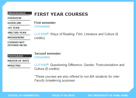 University of Hong Kong Offers CLIT Courses picture