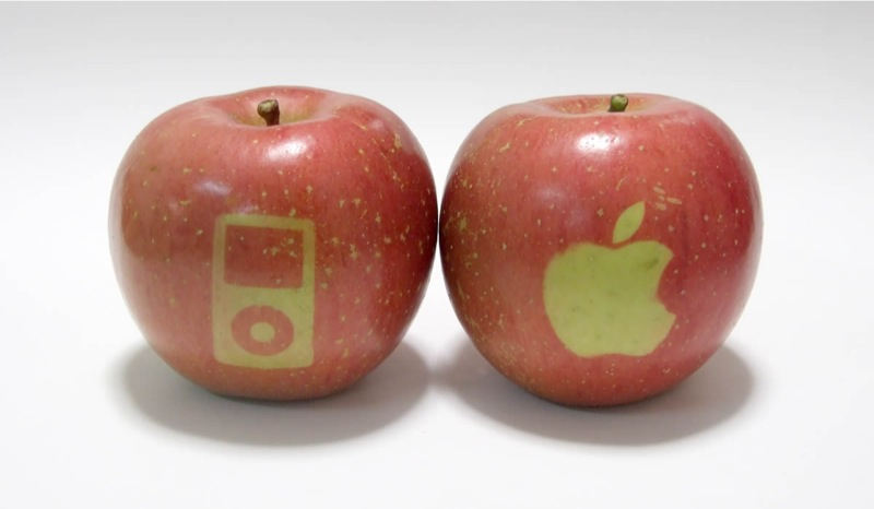 Apples Apples... Talk About Geek Fruit picture