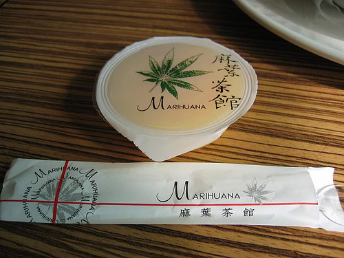 Marihuana... Keeping Customers Happy Since 1999 picture