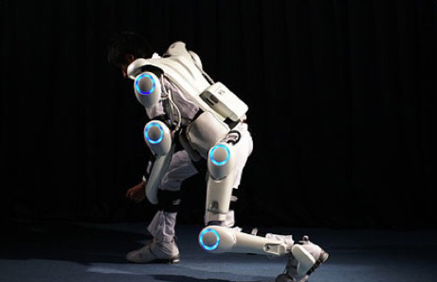 hal suit01 Real Life Gundam: Japanese Robot Suit (HAL)  picture