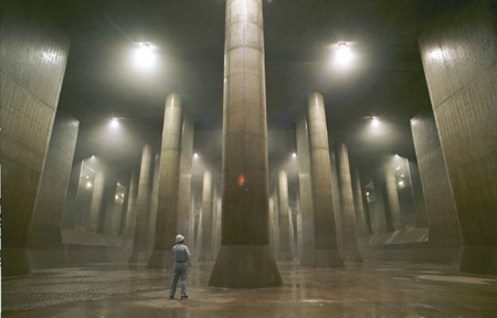 Japan's Sewer System is Simply Amazing picture