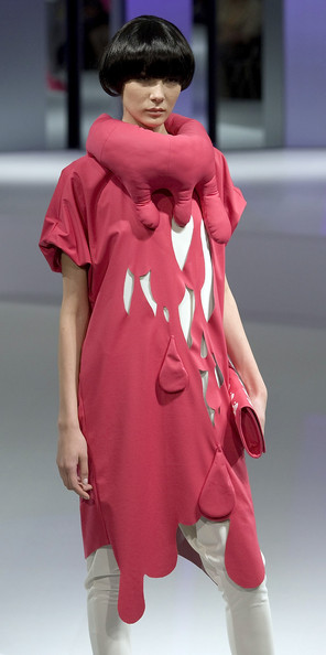Hong Kong Fashion Week... Was a Little Weird picture