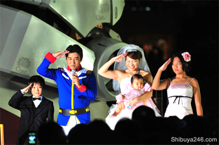 Gundam Wedding: One Giant, Special Event picture