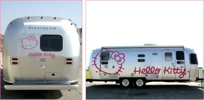 hellokitty rv Hello Kitty: The Funny, The Weird, And The Horrifying picture