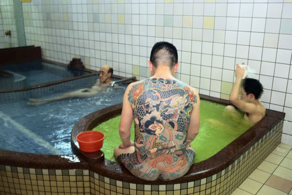 New Gangster Exams For Japanese Yakuza