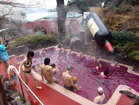 Japan's Yunessun: A Spa Experience Like No Other