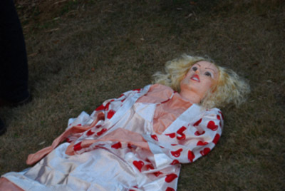 Loyal Blow Up Doll Saves Owners Life picture