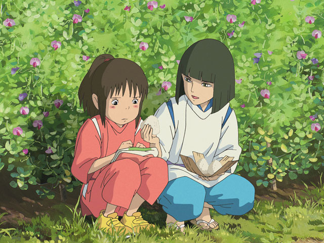 Spirited Away (Sen to Chihiro no Kamikakushi) picture