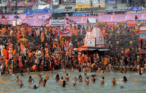 2,000,000+ Naked Hindu Men and Counting.... picture