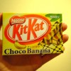 ChocoBanana Kit Kat