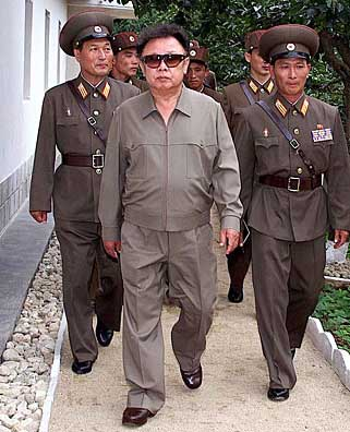 Kim Jong il Declared a Fashion Icon picture