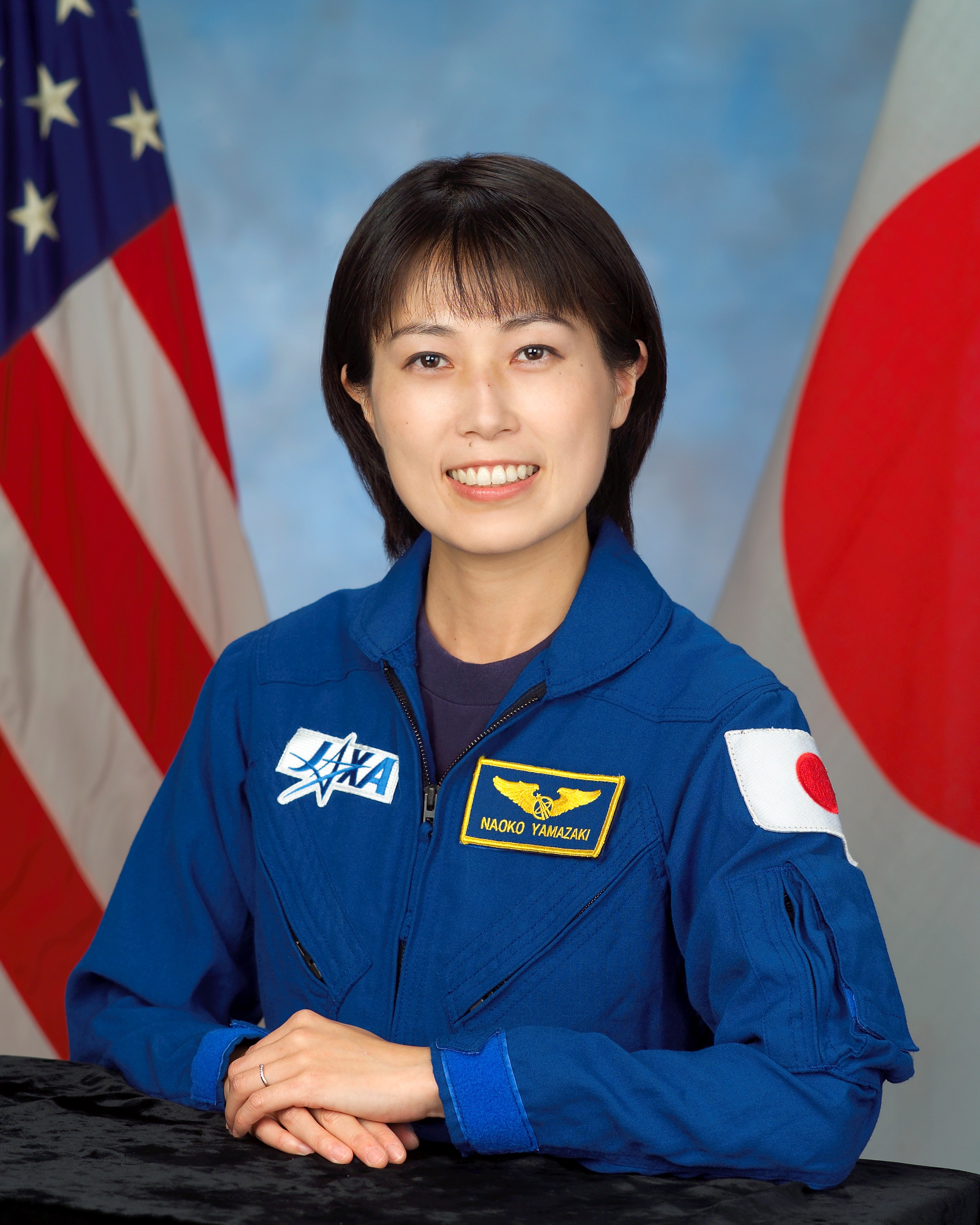 Japanese Woman Blasts Into Space with Style picture