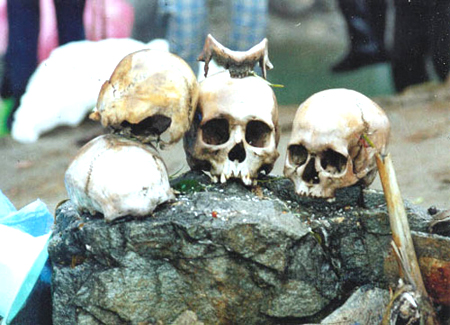 skeletons3 Roopkund Skeleton Lake: A Himalayan Mystery picture