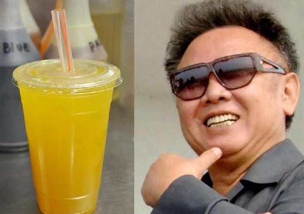 North Korea Touts Mind Expanding Liquid Brain Juice picture