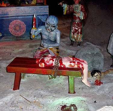 The Mythical and Demented Haw Par Villa Park of Singapore picture