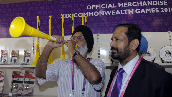 Vuvuzelas to Appear for the First Time in India picture