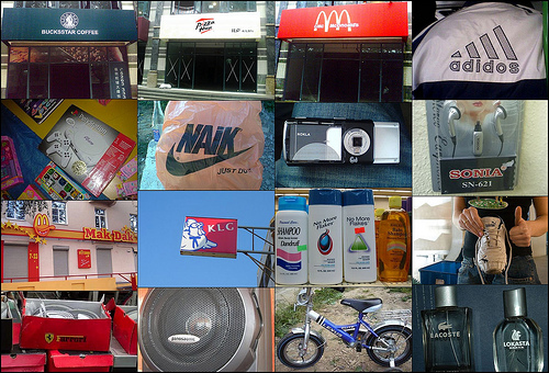 China: The Land Where Fake Brands Reign Supreme picture