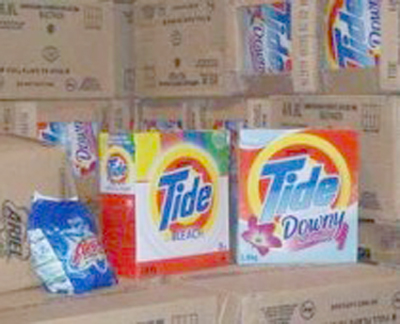 Counterfeit Detergent: Now, You Really Have Heard Everything! picture