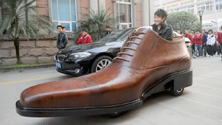 The Kang Shoe Company and The Electric Shoe Car picture