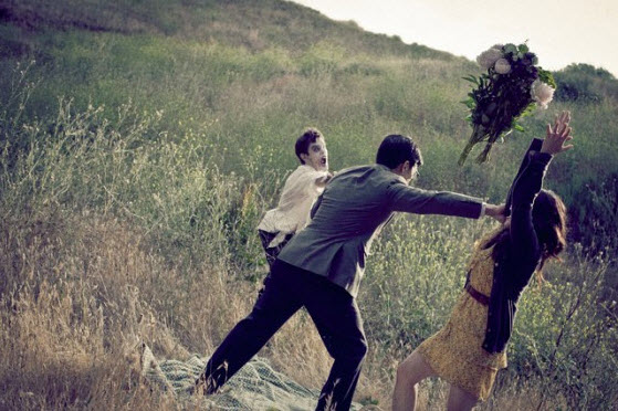 Best Wedding Photo Ever...Or Is It? picture