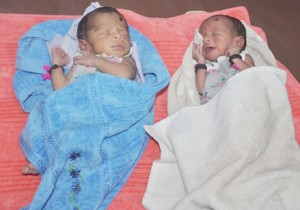 babies2 300x210 Two Healthy Baby Boys Born From Woman With Two Wombs picture