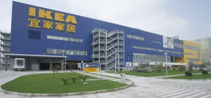 Love Blooms in Shanghai's IKEA picture